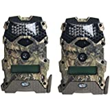 Wildgame Innovations M16I28T2-7 Mirage 16 16MP 720p Hunting Game Trail Camera (2 Pack)