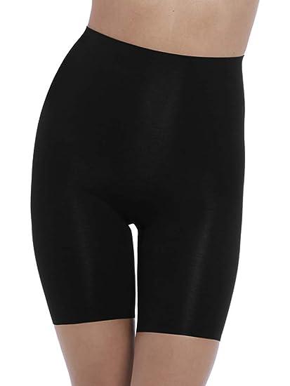 749f5a5ae2ea Wacoal Women's Beyond Naked Cotton Thigh Shaper Shapewear: Amazon.co ...