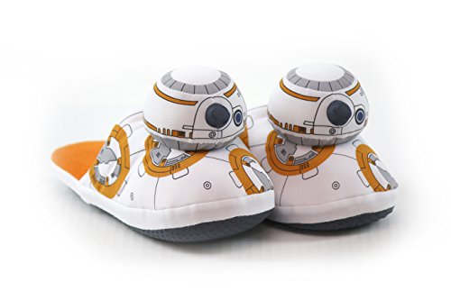 Star Wars BB Star Slippers BB 8 Wars rqw8r5