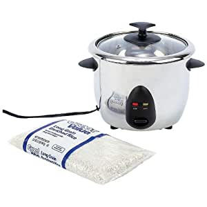 Amazon.com: Precise Heat 1qt Stainless Steel Inside and