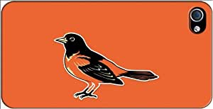 Baltimore Orioles MLB iPhone 4-4S Case v33102mss