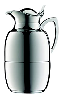 Alfi Juwel 8-Cup Carafe, Chrome Plated Brass (B00008WUNP) | Amazon Products