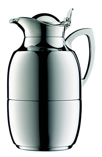 Alfi Juwel 8-Cup Carafe, Chrome Plated Brass by Alfi