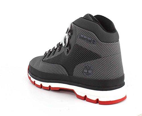Grey Jacquard Mid Men's Dark Boot Jacquard Euro Hiker Timberland HRpxwqOPR