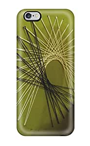 First-class Case Cover For Iphone 6 Plus Dual Protection Cover String Art