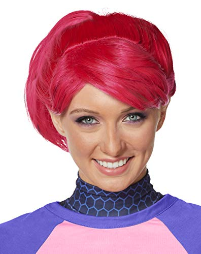 Spirit Halloween Fortnite Brite Bomber Wig