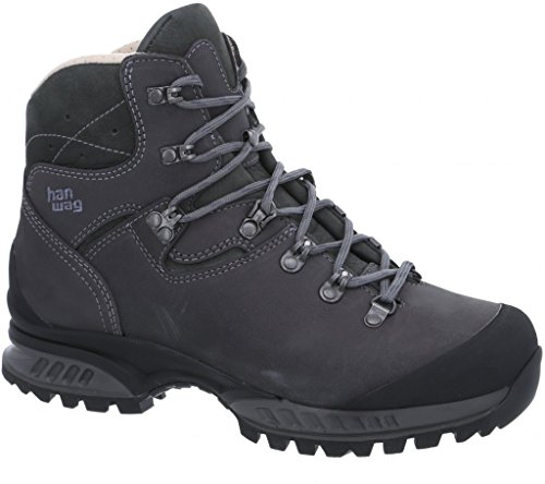 Hanwag Tatra Ii Hommes - Chaussures De Randonnée - Asphalte Royaume-uni 11