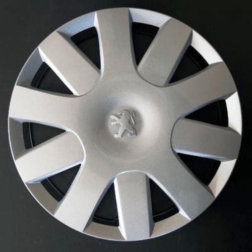 Wheeltrims Set de 4 embellecedores nuevos para Peugeot 107/207/308/407/1007/Tepee/Bipper con Llantas Originales DE 14: Amazon.es: Coche y moto