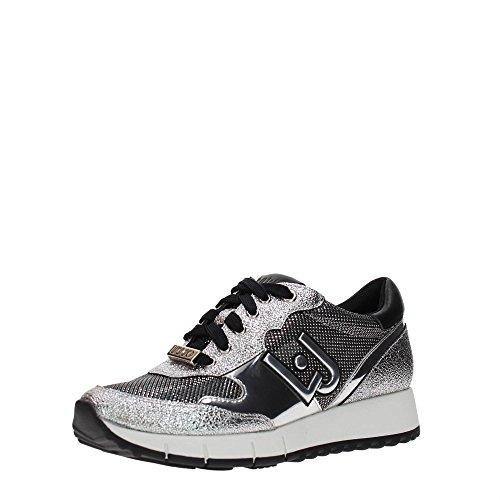 Silver B18001 Sneakers Liu 40 E0506 Jo Mujer 4aq7Xw