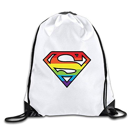MYDT1 Super Hero Pray For Pluse Orlando Drawstring Backpacks Sack - Orlando Oakley