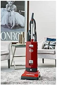 Sebo 91503GB X7 Extra ePower Upright Vacuum Cleaner - Red