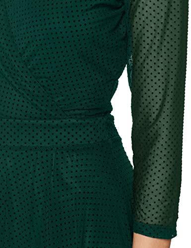 Verde Vestido 385 Esprit bottle Mujer Collection Green Para vqZFwx6