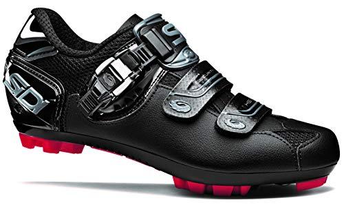 Women's Dominator 7 SR Shadow Mountain Bike Shoes (38.0, Black)