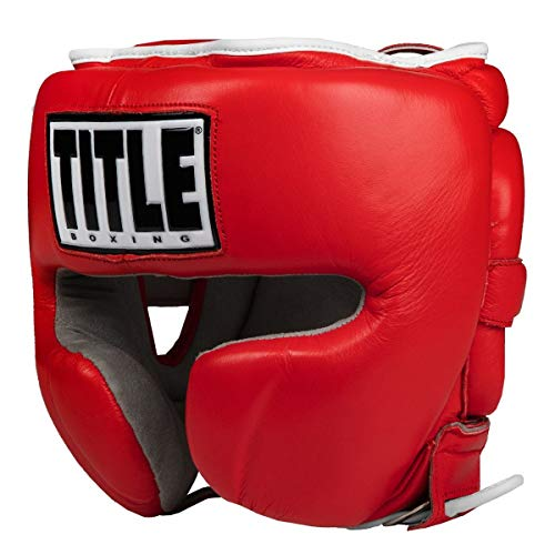 Title Boxing Leather Sparring