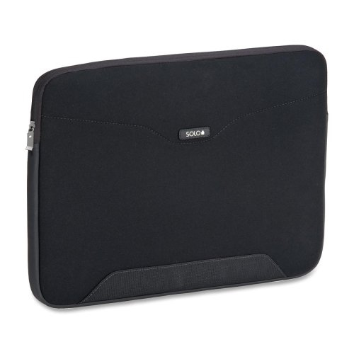 (Wholesale CASE of 10 - US Luggage Checkfast Laptop Sleeves w/Grip-Laptop Sleeves w/Grip, 14-1/2