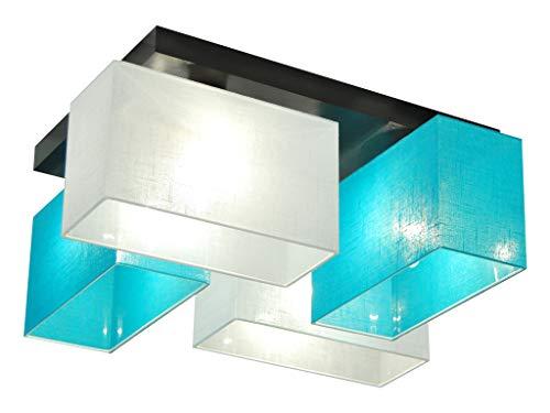 Plafoniera Per Sala Da Pranzo : Plafoniera illuminazione a soffitto in legno massiccio jls we d