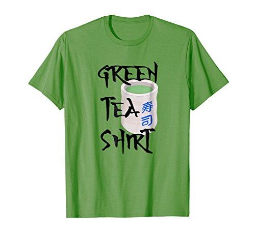 (Green Tea Shirt)