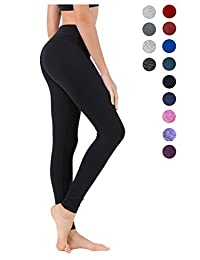 Queenie Ke Women Power Flex Yoga Pants Workout Running Tights Plus Size Leggings