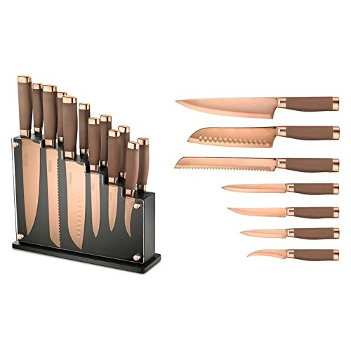 Hampton Forge Skandia Forte 13-pc Knife Block Set