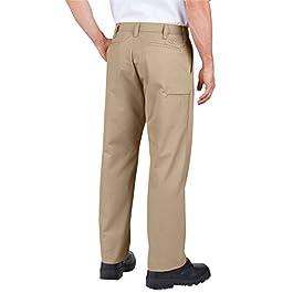 Dickies Occupational Workwear 2112272BK Men's Premium Industrial Multi-Use Pocket Pant, Black, 38×32