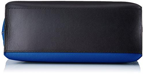 Piquadro , Sac pour femme à porter à l'épaule bleu bleu 30 cm