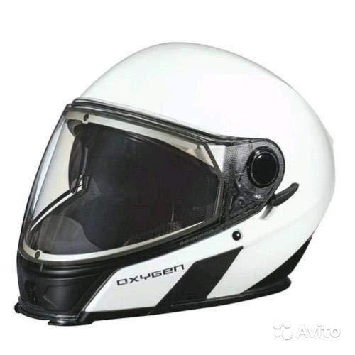 Ski-Doo Oxygen Helmet White Medium 9290010601
