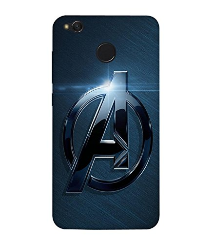 cheap for discount 283eb bf4bf Loister Avengers Printed Design Mobile Back Cover for Xiaomi Redmi 4