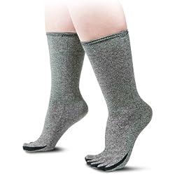 IMAK Compression Arthritis Socks for Circulation and Travel, Medium