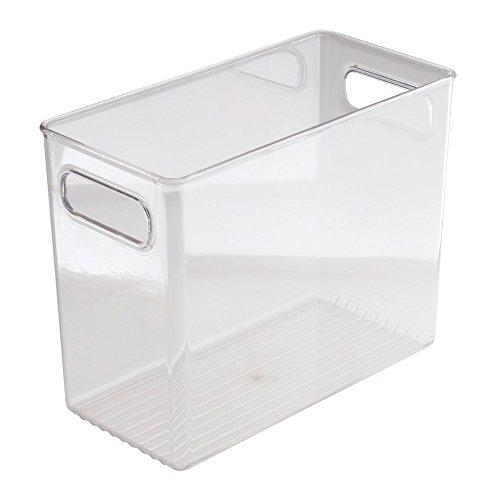 InterDesign Linus Bathroom Vanity Organizer Bin for Health - Health & Beauty Supplies