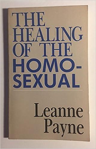 Animus anima homosexuality in christianity