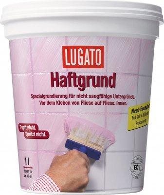 Lugato Haftgrund Liter Amazonde Baumarkt - Haftgrundierung für fliesen