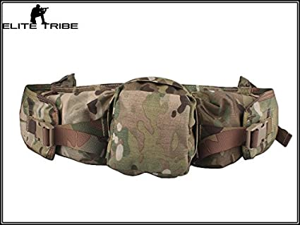 Pouch sniper molle PAINTBALL tactical airsoft bag magazine multicam