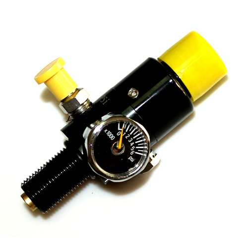 4500PSI Air Tank Regulator Output Pressure (1800PSI) ()