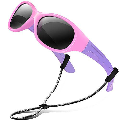 RIVBOS Polarized Sunglasses Glasses Children product image