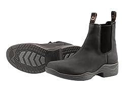 Dublin Venturer Boots II Black Ladies 9.5