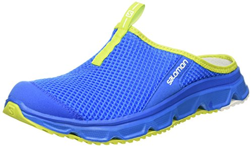 0 Green Union Salomon Slide Herren Bright Pantoletten Rx Gecko 3 Blau Blue Blue wwFIpq1