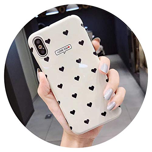 Love Heart Phone Case for iPhone 6 6S