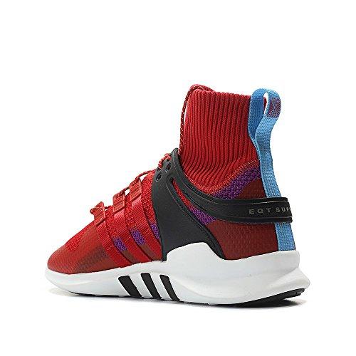 Adidas Hombres Apoyo Eqt Invierno Adv Zapatilla Escarlata / Escarlata / Shock Púrpura Barato Venta Oficial Calidad de Español al por mayor d1KguD