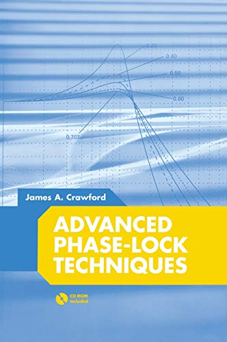 Advanced Phase-Lock Techniques [With CDROM] (Artech House Microwave Library) (Microwave Engineering) ()