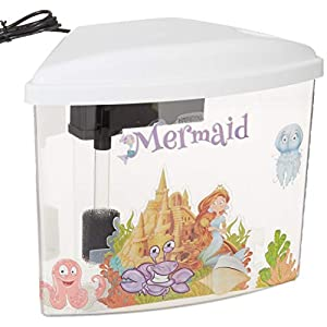 Marina 13311 Mermaid Aquarium Kit, 1 Gallon 39