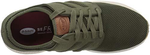 Sneaker Mesh Dr Scholl Green Olive Women Restore qxtYnStr