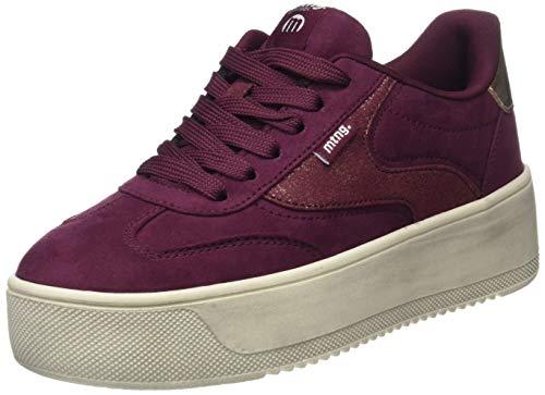 Zapatillas softy Para Mujer C32128 69180 Mtng Rojo Burdeos 5wTqAXv