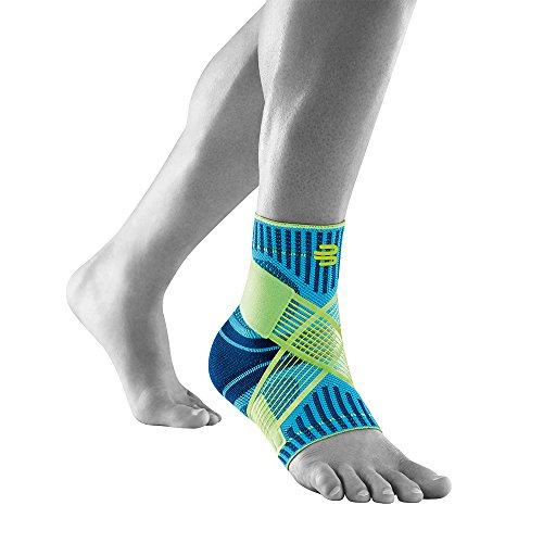 Bauerfeind Sports Ankle Support - Breathable Compression (Rivera, Medium/Left) by Bauerfeind (Image #1)