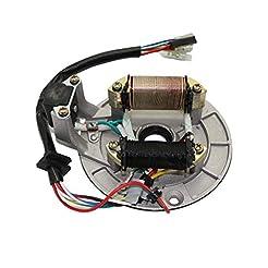 CNCMOTOK 2 Coil Ignition Magneto Stator ...