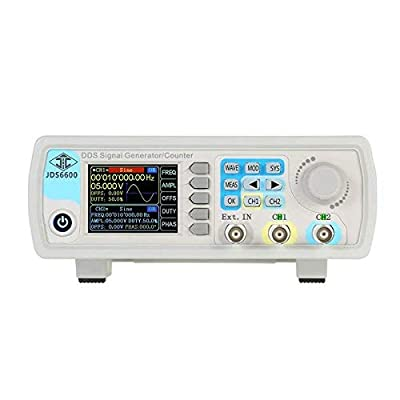 DDS Function Signal to Digital Channels High Accuracy Arbitrary Pulse Signal Generator 1Hz-100MHz Frequency Meter 200
