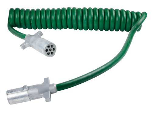 Grote 87170 15' with 48'' Lead UltraLink ABS Power Cord (Coiled)