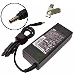 "Bundle:2 items - Adapter&Power Cord/ USB DRIVE; Hp Compaq 19V 4.74A 90w AC adapter ""POWER SUPPLY"" for HP: hp/Compaq Notebook PC NC6100 Series (NC6110, NC6120, etc.) hp/Compaq Notebook PC NC6200 Series (NC6220, etc.) hp/Compaq Notebook PC NC6300 Series (NC6320, etc.) ,100% Compatible Part Numbers:HP COMPAQ 239428-001 239705-001 393954-001 393955-001 394224-001 432309-001 n20789 ppp012h-s ppp012l ppp014l by hp"