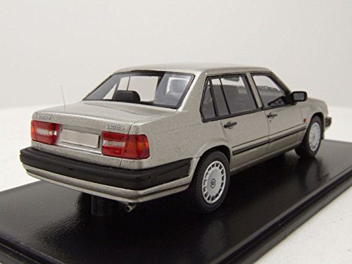 Amazon.com: Volvo 940 GL Sedan, silver, 1990, Model Car,, Neo 1:43: Neo: Toys & Games