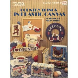 Country things in plastic canvas (Leisure arts leaflet)