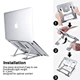 Ming Haidi Laptop Stand,Update Version 6-Level